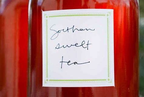 sweet tea and sympathy southern eclectic books southern sweet tea recipe leite s culinaria