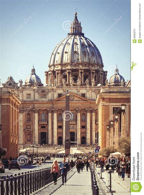 conciliazione italiana ciudad vaticano bas 237 lica de san pedro v 237 a el della
