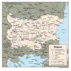 Bulgaria World Map by Free Bulgaria Maps