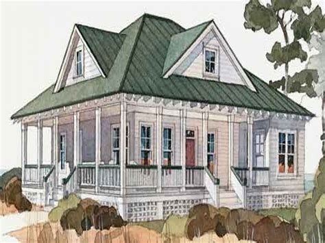 wrap around porch house plans southern living cottage house plans with wrap around porch cottage house