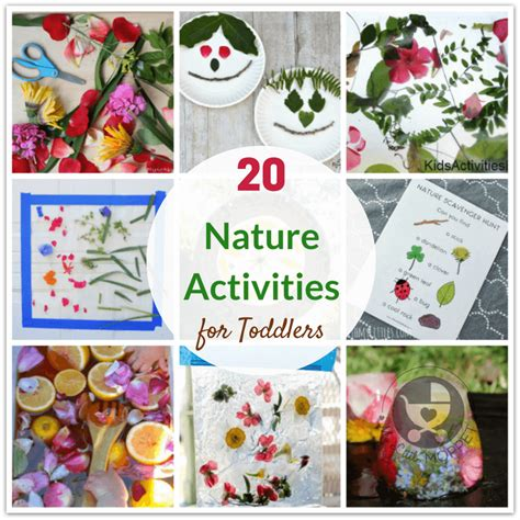 161 best images about nature activities on pinterest 20 super simple nature activities for toddlers