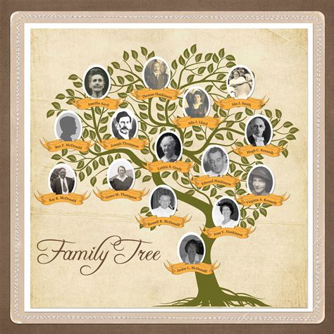 jackie s genealogical journey family history scrapbooking