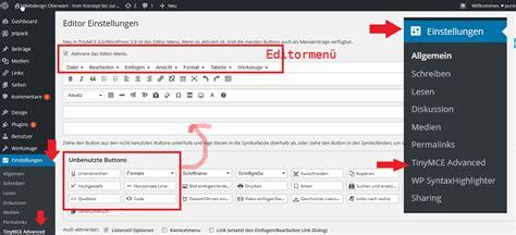 wordpress advanced layout editor wordpress editor tiny mce advanced im test version 4 0