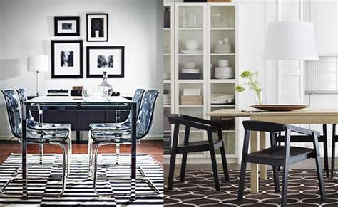 mesas de comedor ikea 2014 nuevas sillas y mesas de ikea para comedores mueblesueco