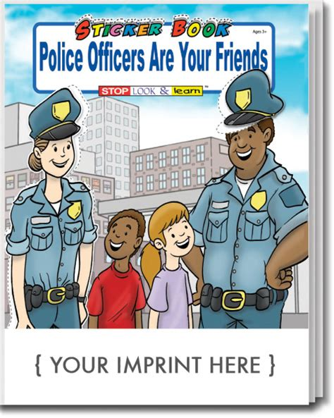 Charleston Officer Writes Book On Dating Dating by Officers Are Your Friends Sticker Book Goimprints