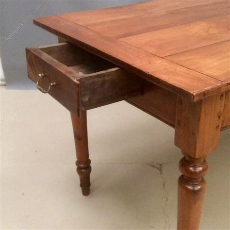 cherry wood kitchen dining table antiques atlas