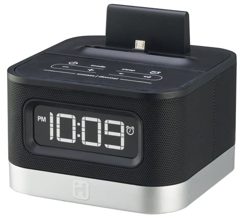 android station types dockingstationhq - Android Alarm Clock Dock