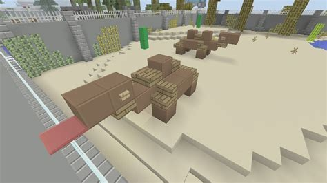 minecraft build tutorial how to spanklechank s minecraft tutorials how to make a camel