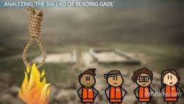 themes in ballad of reading gaol rhyme structure definition types study com