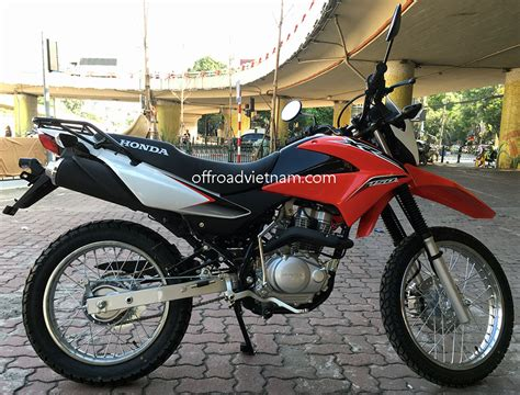 honda 150 motocross bike honda xr150 hire in hanoi offroad vietnam dirt bike rental