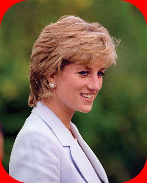 the lady di haircut the beautiful elegant princess diana hairstyles