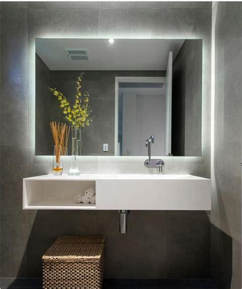 hotel bathroom mirrors high quality hotel bathroom illuminated mirror with
