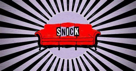 nickelodeon orange couch nickalive inside snick saturday night nickelodeon