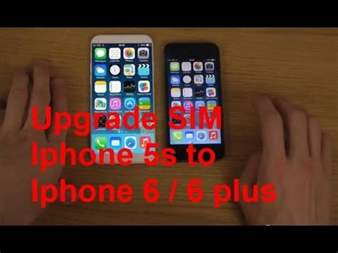 how to transfer sim data from iphone 5s to iphone 6 or 6 plus