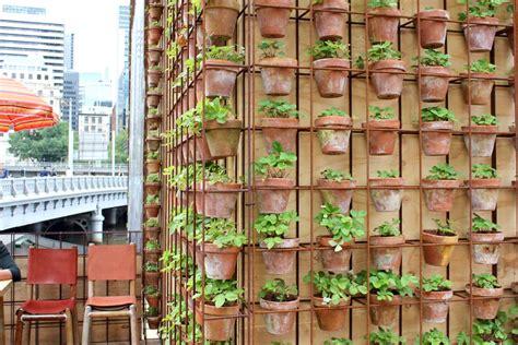 Terracotta Pot Vertical Garden Greenhouse By Joost