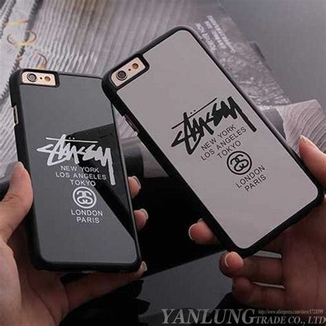 Stussy For Iphone 6 Plus stussy new york cover iphone 5 5s 6 6 plus