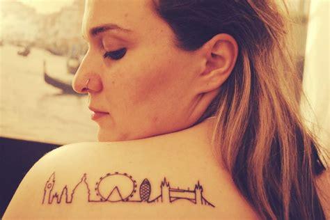 tattoo london england england skyline tattoo google search jewelry tats