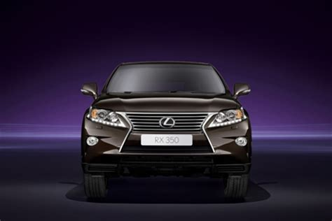 2013 lexus rx and rx hybrid revealed | u.s. news & world