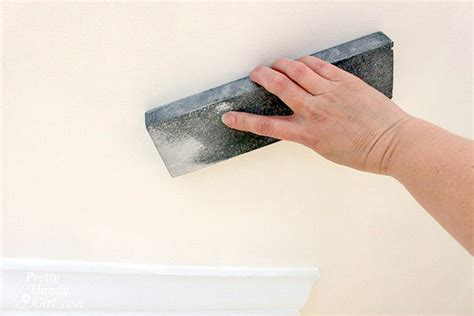 Ceiling Sanding by How To Paint Your Room Like A Pro Pretty Handy