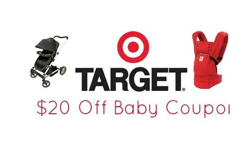 target stroller coupon codes