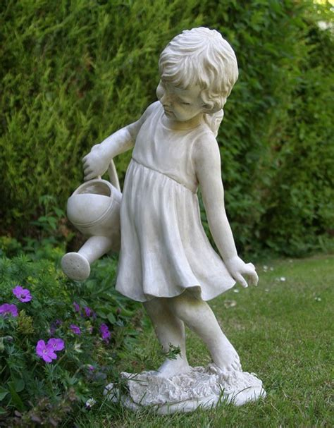 little boy and girl garden statue hot girls wallpaper