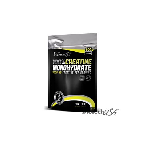 p p creatine monohydrate biotech usa 100 creatine monohydrate por 500g zacsk 243 s