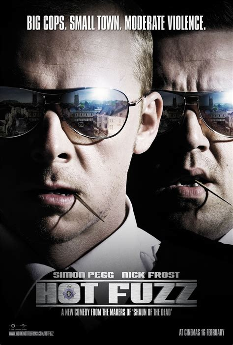 themes of hot fuzz hot fuzz is the best film in edgar wright s cornetto