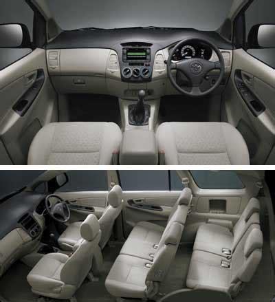 Lu Utama Mobil Avanza innova model baru
