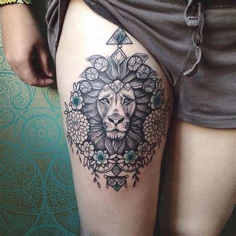 badass women tattoos 45 badass thigh ideas for stayglam tattoos