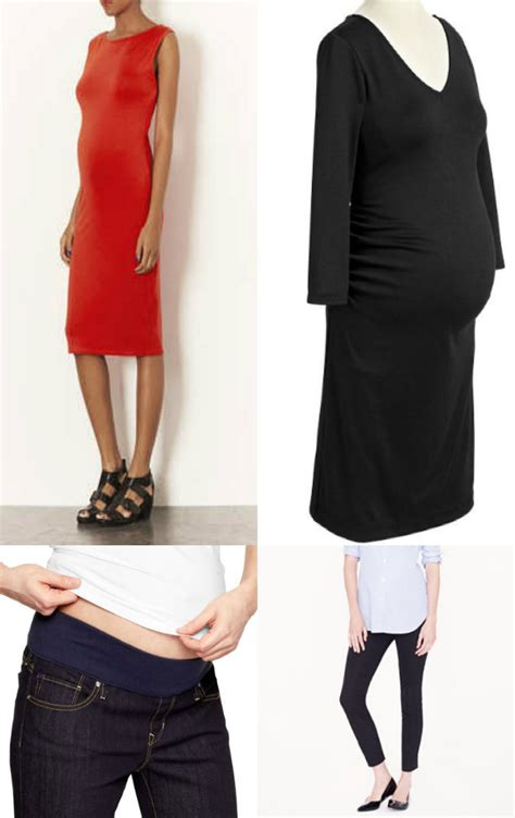 Basic Maternity Wardrobe by Maternity Clothing Basics Hither And Thither