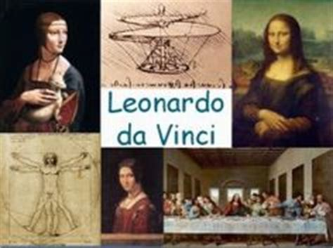 leonardo da vinci biography for 4th graders keith haring piet mondriaan some things i ve made