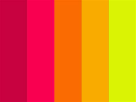 1000 images about color palette on orange pink triplets and hex color codes