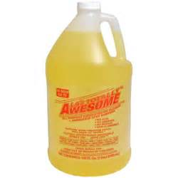 awesome all purpose cleaner awesome all purpose cleaner 4 128oz images frompo