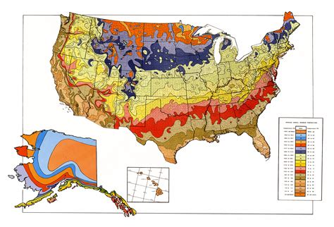 fruit zone map usda unveils new plant hardiness zone map usda ars