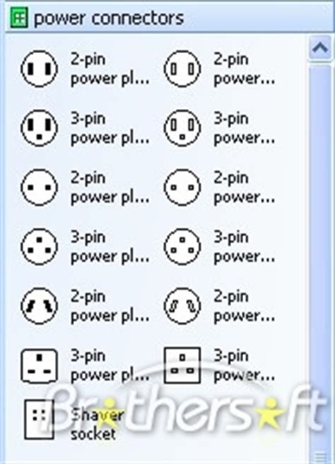 visio shapes electrical electrical visio symbols