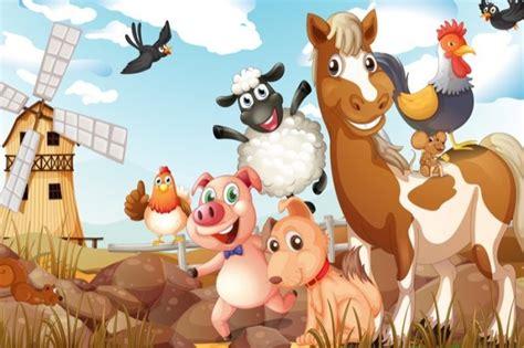 imagenes infantiles granja 10 canciones infantiles sobre los animales de granja