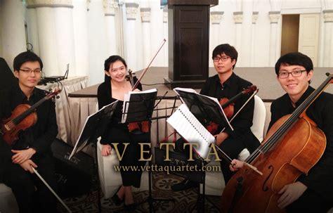 string quartet wedding song list wedding at chijmes