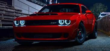 2018 dodge scores production car firsts with