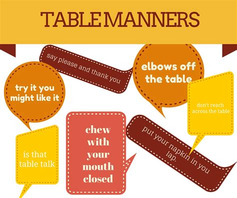 Table Manners by Diy Table Manners Napkins Blissfully Domestic
