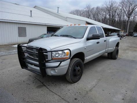 automobile air conditioning service 2006 dodge ram 3500 parking system purchase used 2006 dodge ram 3500 sport quad cab longbed 5 9l cummins turbo diesel 6 speed 4x4