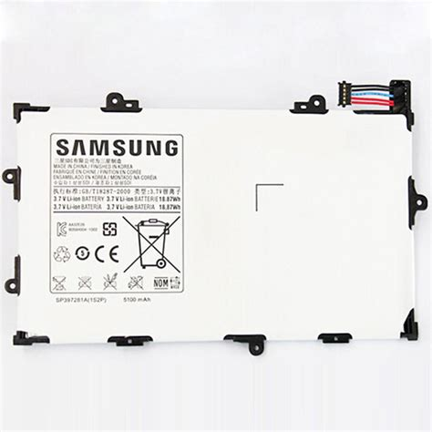 Original Samsung Battery Sp397281a For Gt P6800 Galaxy Tab 77 sp397281a battery laptop batteries pack for li ion samsung sp397281a at batteryadapter au