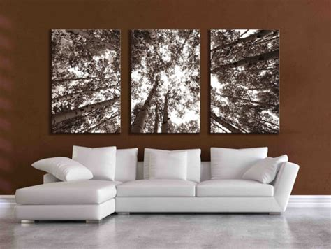 large home decor three large multi panel wall aspen 20x24 inch or 24x36