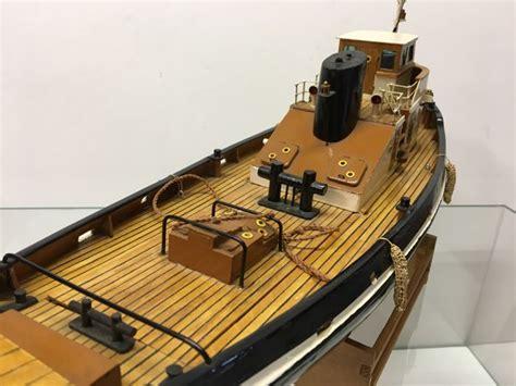 sleepboot drecht model sleepboot drecht uit rotterdam catawiki