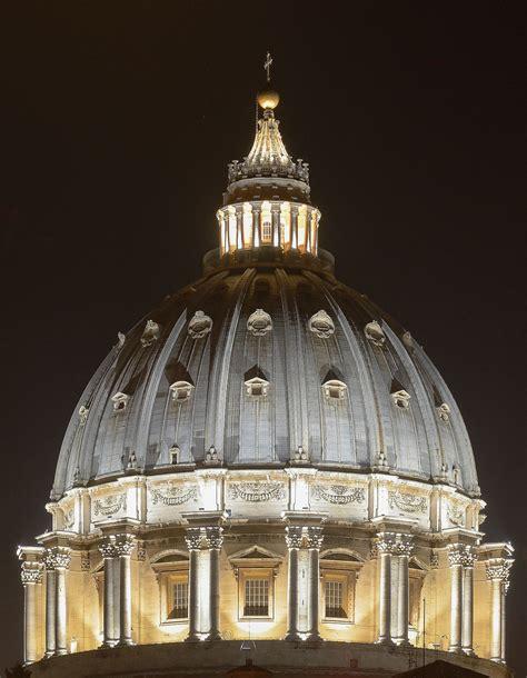 basilica di san pietro cupola cupola di san pietro