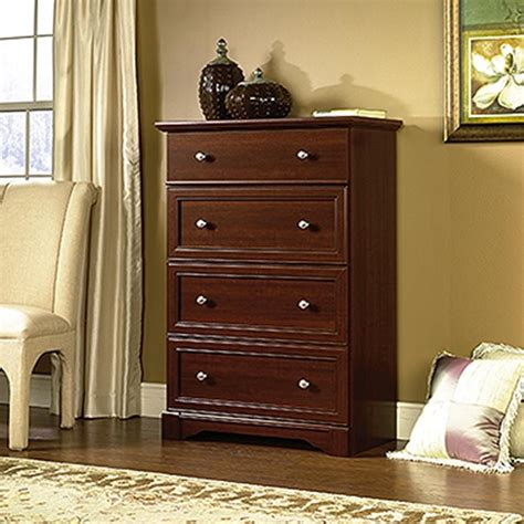 sauder black chest of drawers sauder shoal creek collection oiled oak 4 drawer chest