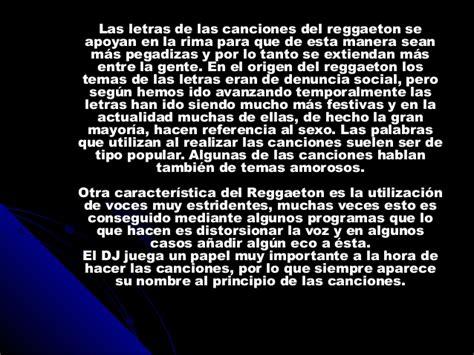 reggaeton 2016 letras de canciones en musicayletrasco presentaci 243 n de regaetoneros