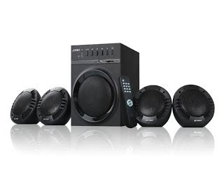 f d home theater and wireless speaker system home theatre
