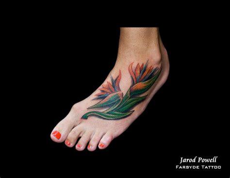 bird of paradise tattoo 65 birds tattoos ideas