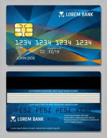 bank card design template 10 debit card designs free premium templates