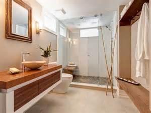 salle de bain zen et naturelle